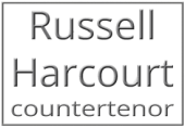 Russell Harcourt - Countertenor